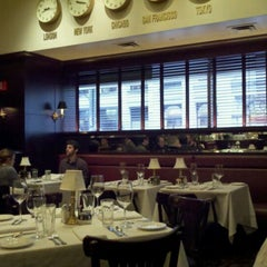 Photo taken at The Capital Grille by Will H. on 1/18/2011