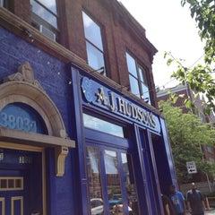 Photo taken at A.J. Hudson's Public House by Kristin L. on 5/19/2012