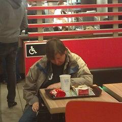 Photo taken at McDonald's by Kieron H. on 11/11/2011
