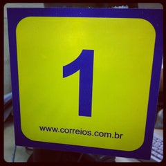 Photo taken at Correios by Andre Y. on 11/11/2011