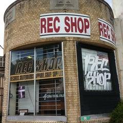 Photo taken at Rec Shop by Vincent M. on 9/14/2011