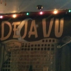 Photo taken at Deja Vu Restaurant And Bar by Ms. Carolyn E. on 1/12/2012
