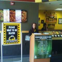 Photo taken at Buffalo Wild Wings by Jacky S. on 10/29/2011