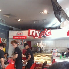 Photo taken at NYDC by Joelz N. on 6/19/2012
