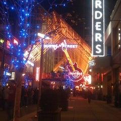 Photo taken at Fourth Street Live! by Zach W. on 12/31/2010