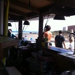 Photo taken at Chiringuito de El Cabezo by Nan P. on 8/13/2011