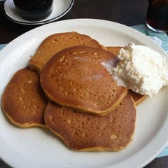 Photo taken at Pancake Pantry by Kimberly B. on 10/1/2011