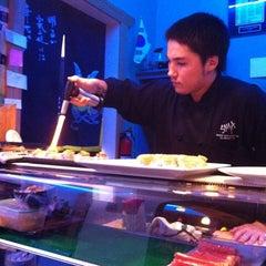 Photo taken at Soya Sushi by Brannon S. on 6/12/2011