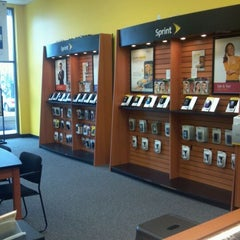 Photo taken at Sprint Store by Orbit Tech by Shaun A. on 10/31/2011