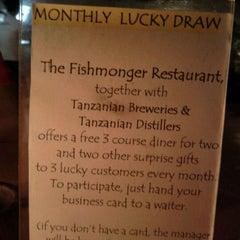 Photo taken at The Fishmonger by Agi B. on 10/28/2011
