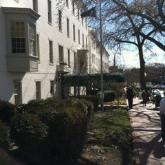 Photo taken at Capitol Hill Club by David N. on 2/23/2012