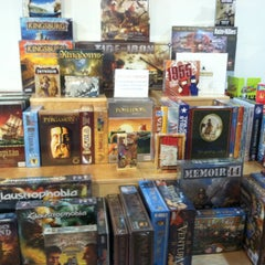 Photo taken at Diversions Puzzles and Games by Laura K. on 6/4/2012