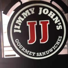 Photo taken at Jimmy John's by Thom H. on 5/9/2012