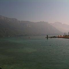Photo taken at Quai Napoléon III by Ram0 on 9/28/2011