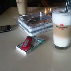 Photo taken at Einstein Cafe by KArina💙 D. on 2/7/2012