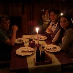 Photo taken at Restaurante Mont Vert by Celeste F. on 3/31/2012