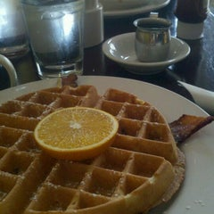 Photo taken at Lulu Belle's Pancake House by Mike B. on 4/21/2012