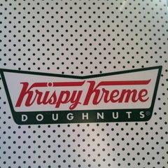 Photo taken at Krispy Kreme Doughnuts by Linda Craft  & Team R. on 4/7/2012