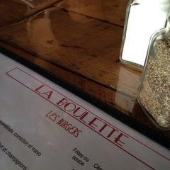 Photo taken at La Boulette by Roxane L. on 7/30/2012