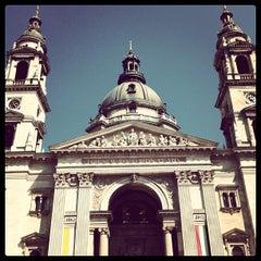 Photo taken at Szent István Bazilika by Roberto M. on 8/19/2012