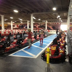 Photo taken at K1 Speed by Marco F. on 5/13/2012