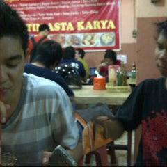 Photo taken at Kantin Asta Karya by Ardiz S. on 3/2/2012