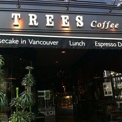 Photo taken at Trees Organic Coffee by Jason W. on 6/11/2012