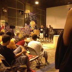 Photo taken at Seward Park High School Gym by Omar E. on 6/29/2012