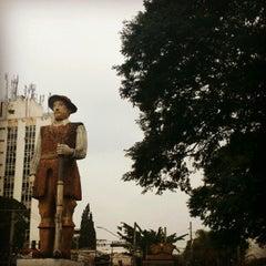 Photo taken at Avenida Santo Amaro by Kelly Marcelino on 6/13/2012