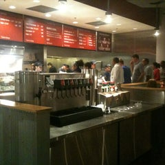 Photo taken at Chipotle Mexican Grill by Nicholas S. on 3/16/2012