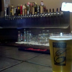 Photo taken at Exit 6 Pub and Brewery by Jenn K. on 2/23/2012