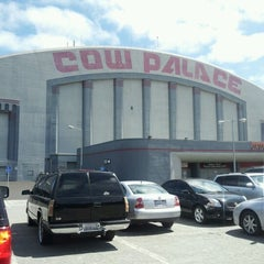 Photo taken at Cow Palace by Liz G. on 8/26/2012