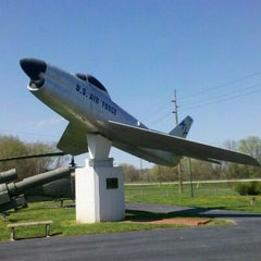 Photo taken at Greenup County War Memorial by Brandy W. on 3/26/2012