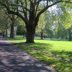 Photo taken at Kennington Park by James T. on 5/25/2012