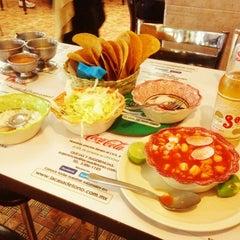 Photo taken at La Casa de Toño by Yoshi I. on 5/21/2012