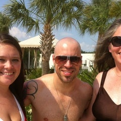 Photo taken at Hard Rock Hotel Pool by Bonnie H. on 6/15/2012