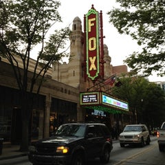 Photo taken at The Fox Theatre by Encore Atlanta M. on 8/17/2012