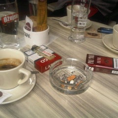 Photo taken at Cafe bar Suncokret by Nikola D. on 4/12/2012