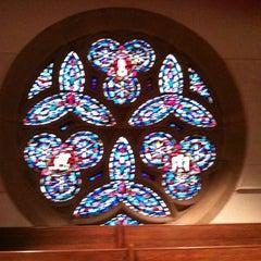 Photo taken at Emmanuel Baptist Church by Luke P. on 5/8/2011