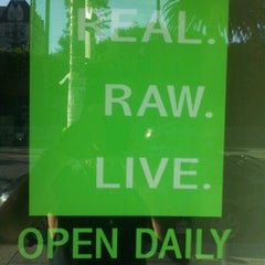 Photo taken at Real Raw Live by Xander P. on 10/10/2011
