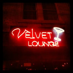 Photo taken at Velvet Lounge by Will N. on 8/3/2012