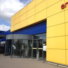 Photo taken at IKEA by Manó J. on 5/14/2012