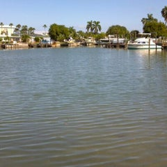 Photo taken at Madeira Beach by Dance C. on 11/2/2011