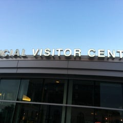 Photo taken at Niagara USA Official Visitor Center by Andrey U. on 7/24/2012