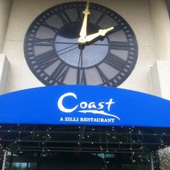 Photo taken at Coast Restaurant by Jerry P. on 12/21/2011