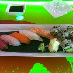 Photo taken at Takayama Sushi Lounge by Anthony F. on 5/23/2012