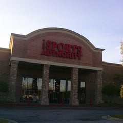 Photo taken at Sports Authority by Brian L. on 3/21/2011