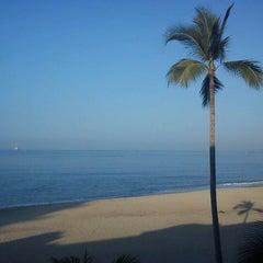 Photo taken at Puerto Vallarta by Ferni S. on 11/23/2011