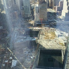 Photo taken at 7 World Trade Center by Paul d. on 1/15/2012