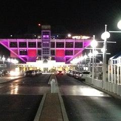 Photo taken at St. Petersburg Pier by David C. on 11/17/2011